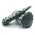 Seamus Golf Leather Scott Tartan Headcover Sets